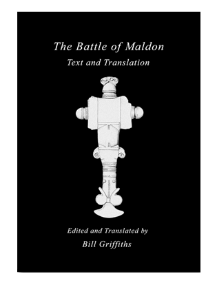 Book cover for The Battle of Maldon:. Text and Translation